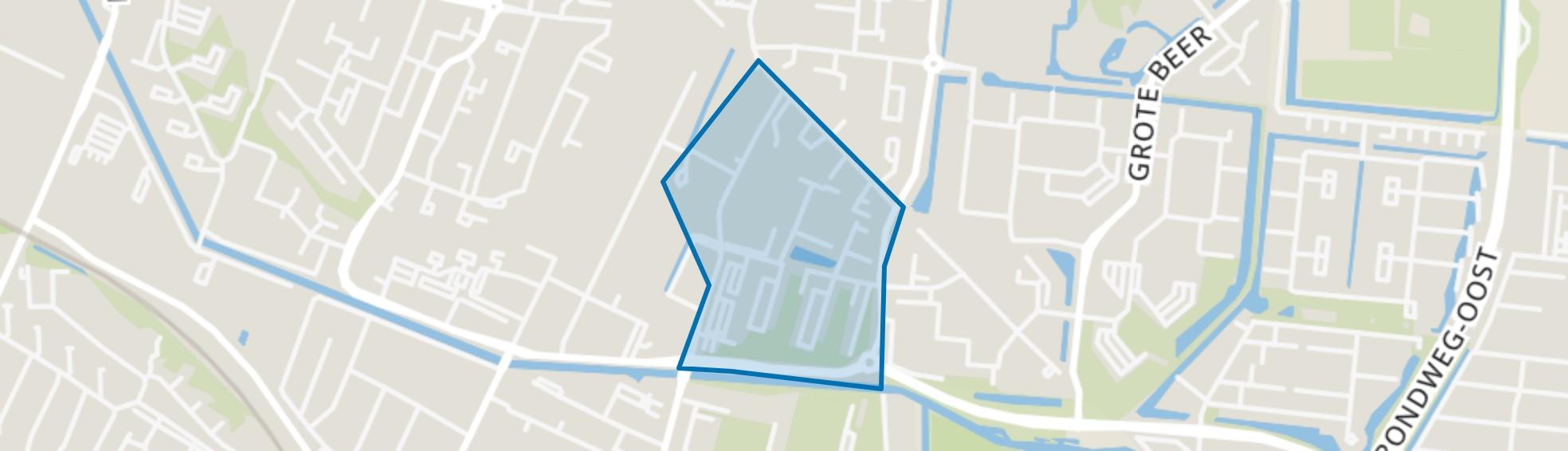 Schrijverswijk, Veenendaal map