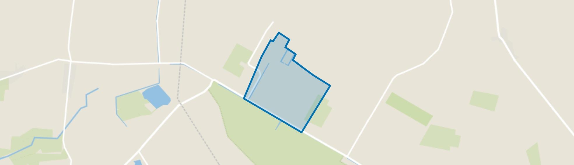 Veenhuizen, Veenhuizen map