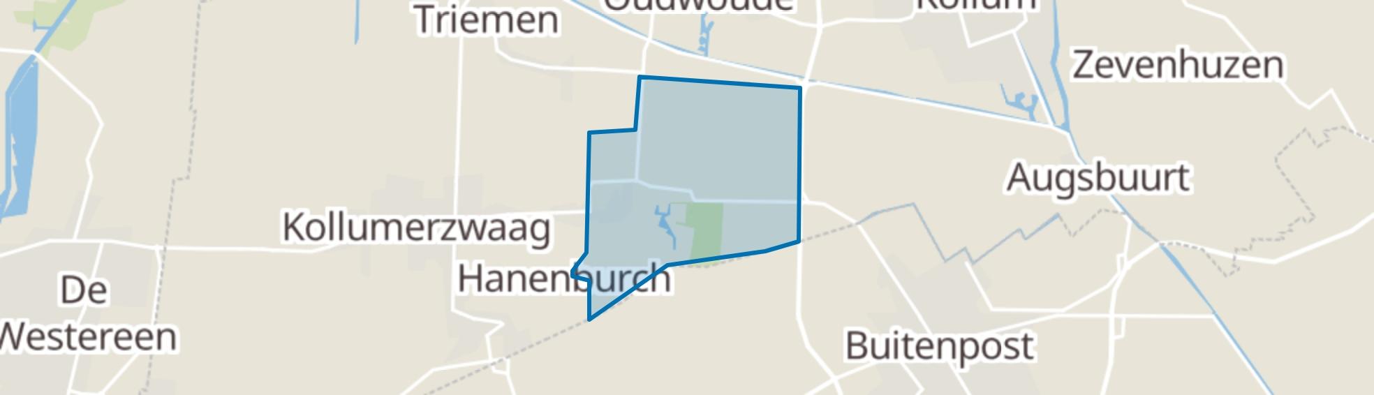 Veenklooster map