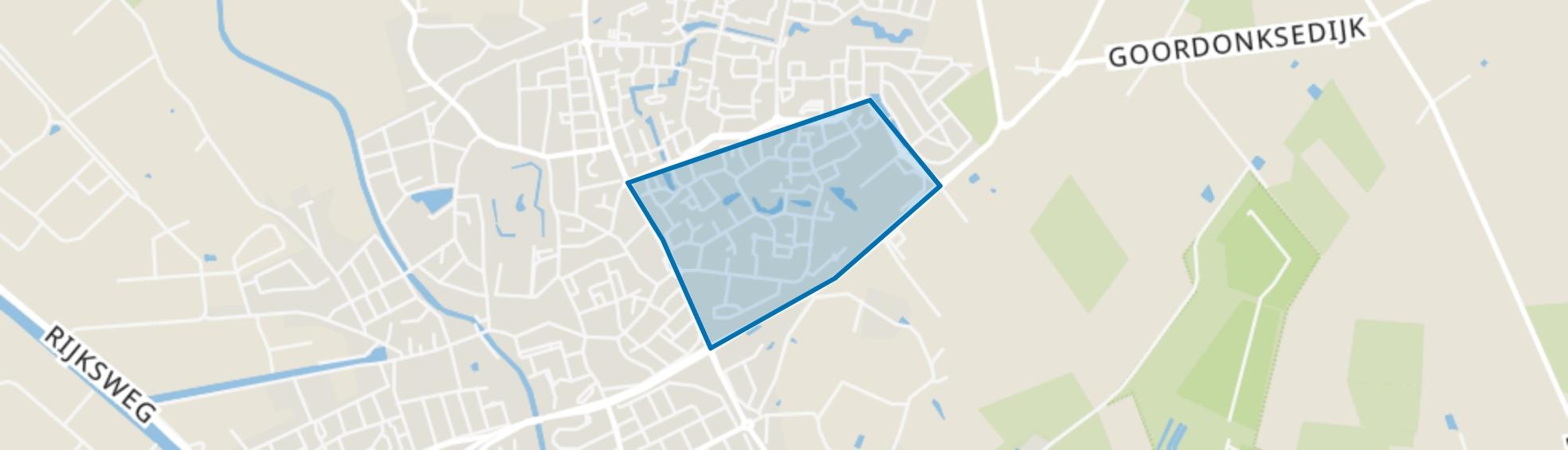 Laarbunders, Veghel map