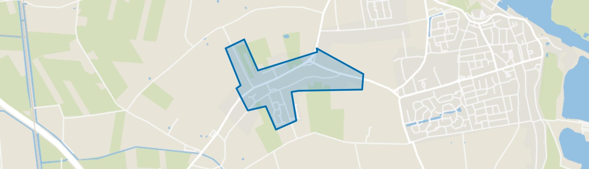 Velddriel, Velddriel map