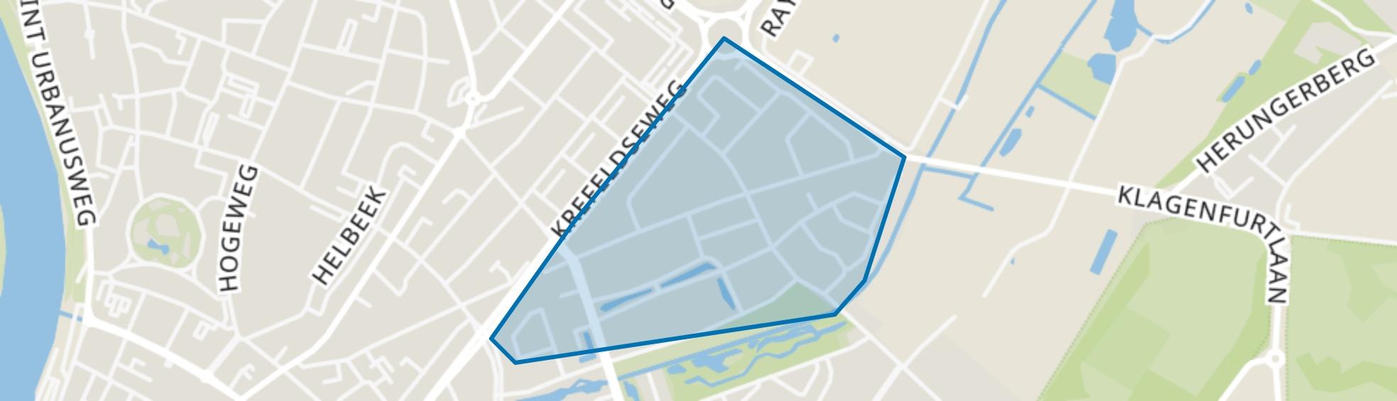 De Tichelarij, Venlo map