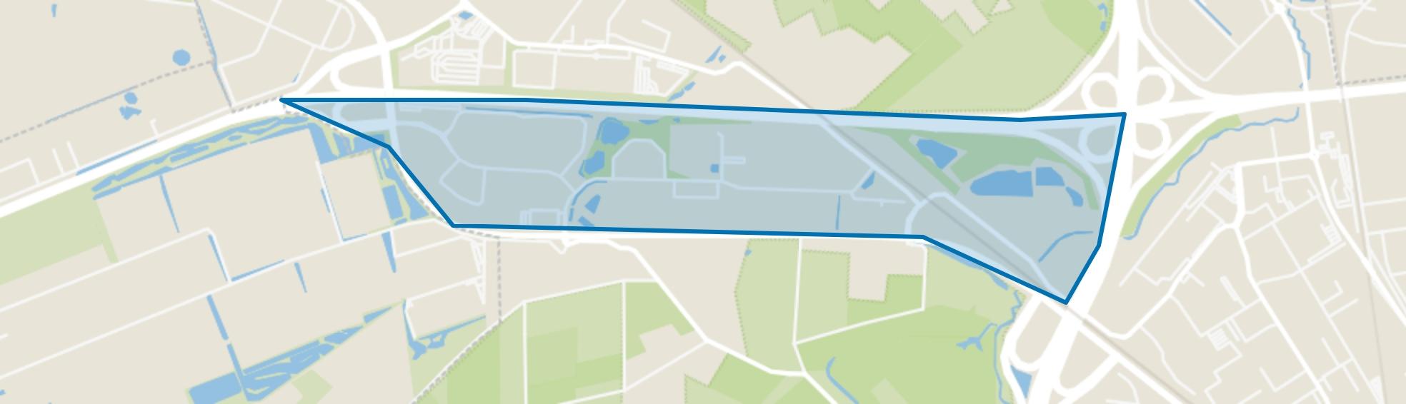 Ecopark, Venlo map