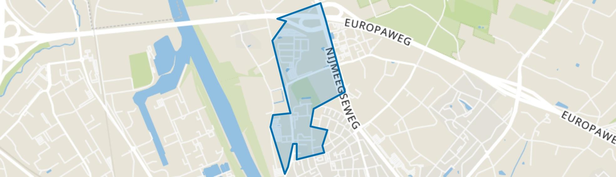 Genooybergen, Venlo map