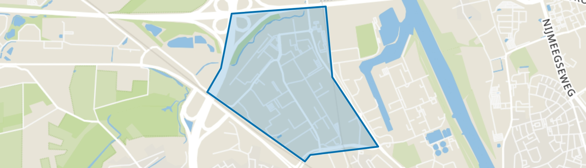 Groot Boller, Venlo map
