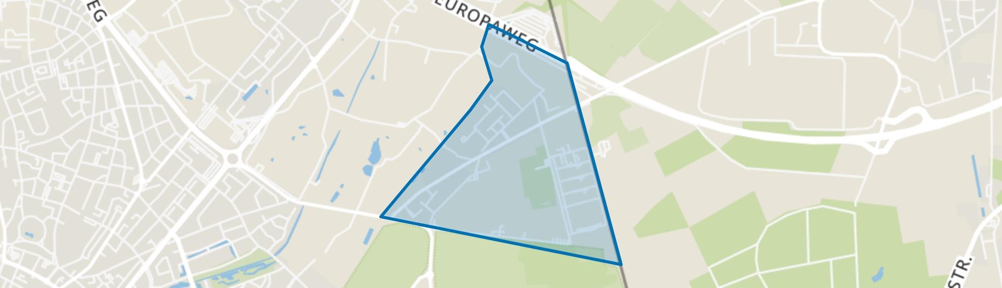 Herungerberg, Venlo map