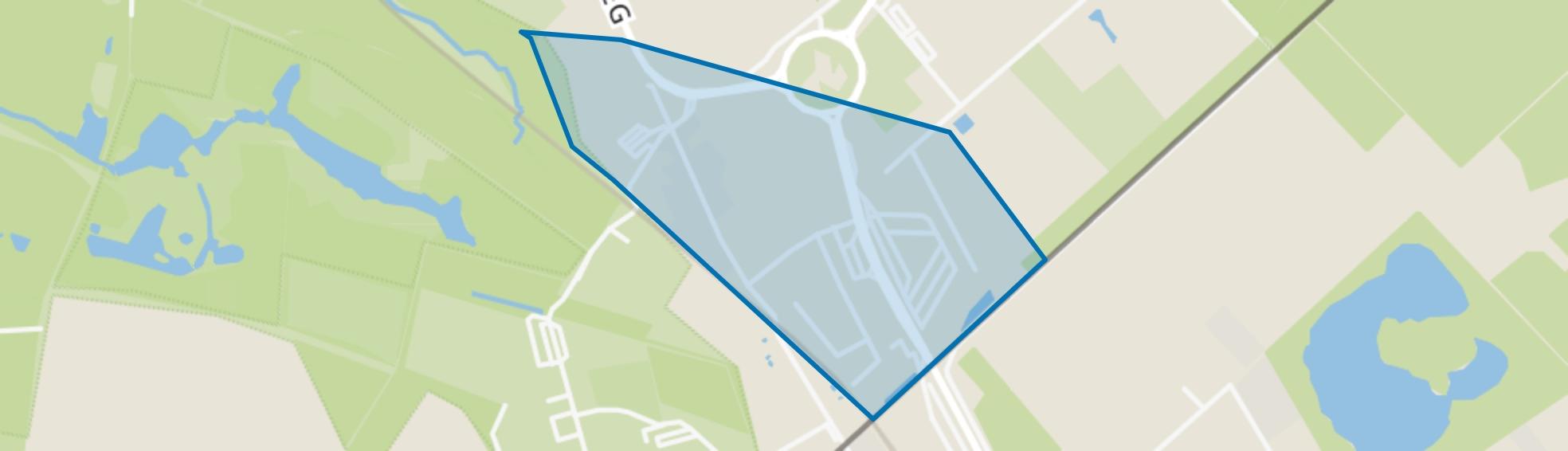 Keulse Barriére, Venlo map