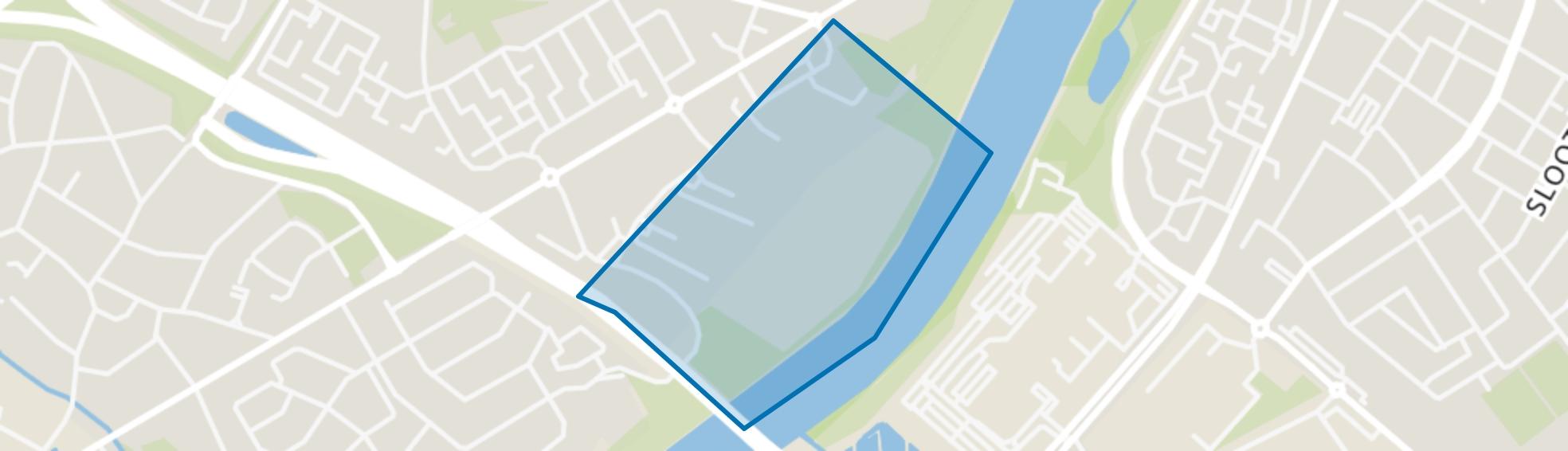 Molenbossen, Venlo map