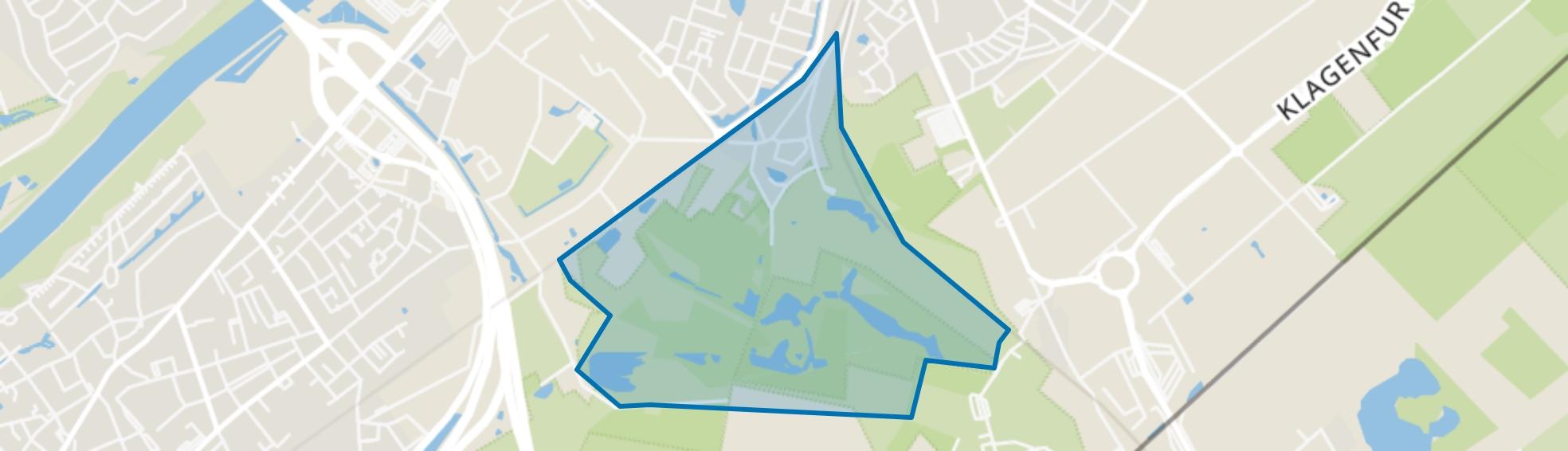Onderste en Bovenste Molen, Venlo map