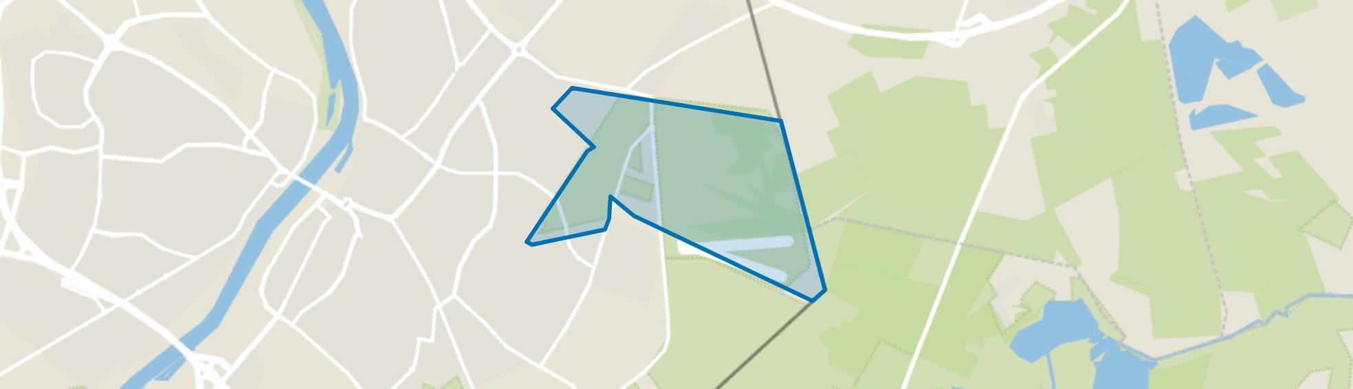 Stalberg-Noord, Venlo map