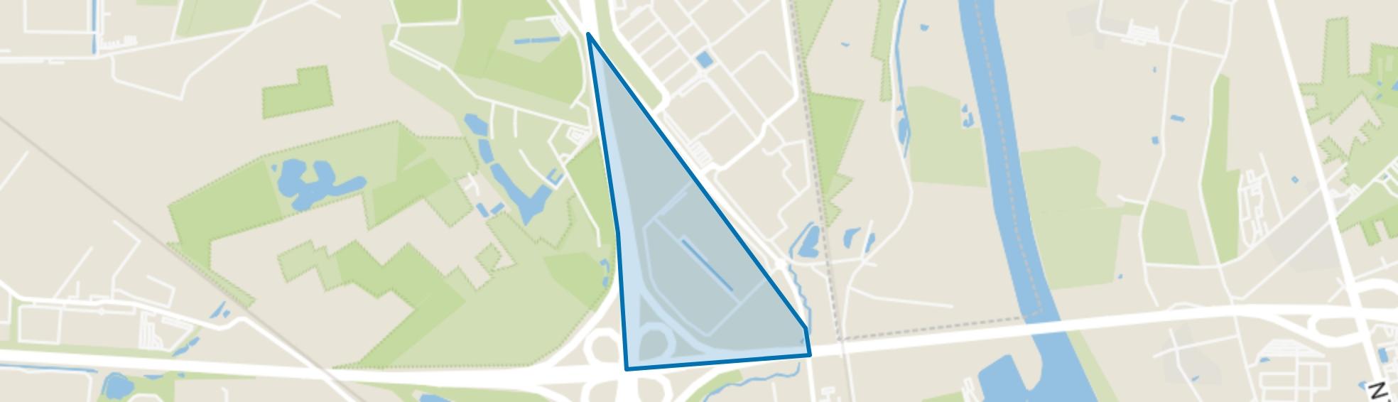 Trade-Port-Oost, Venlo map