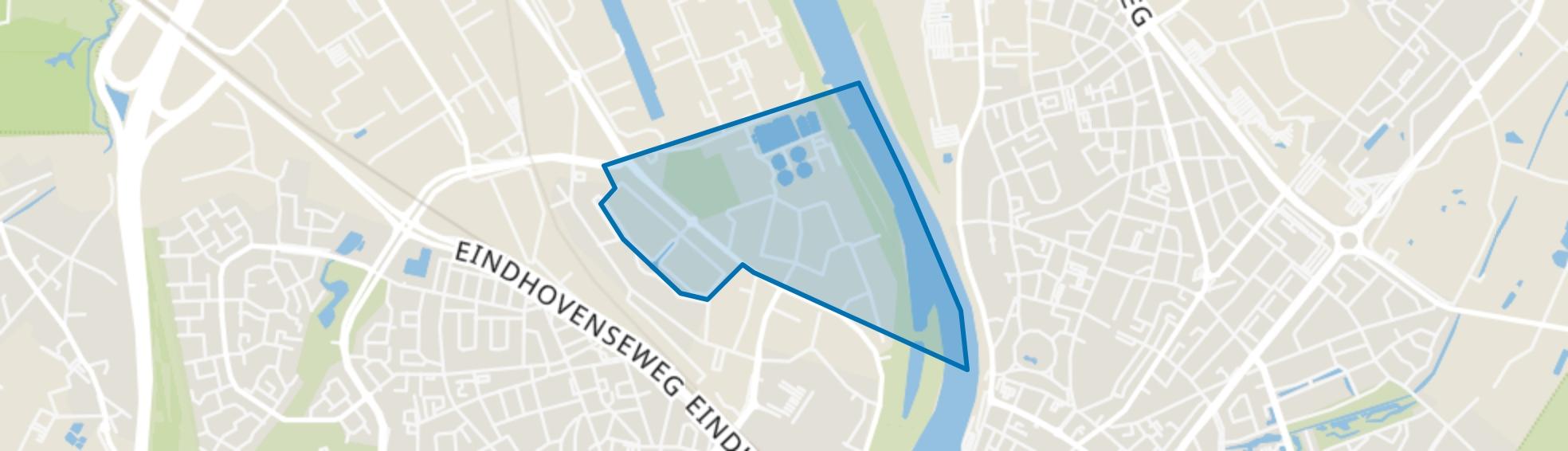 Ubroek, Venlo map