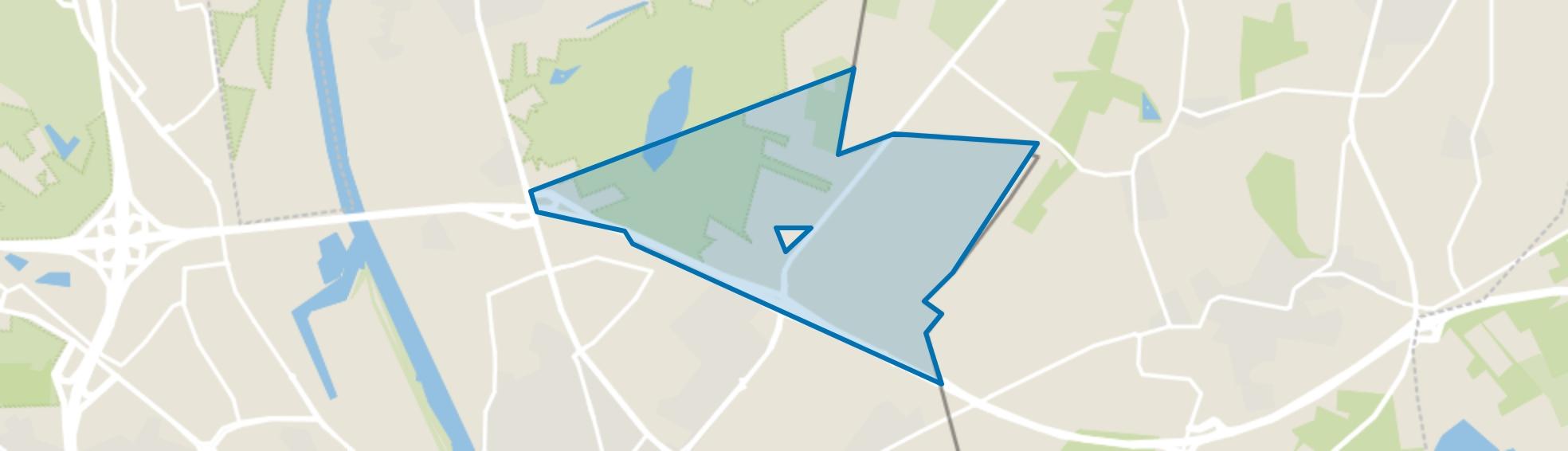 Venkoelen, Venlo map