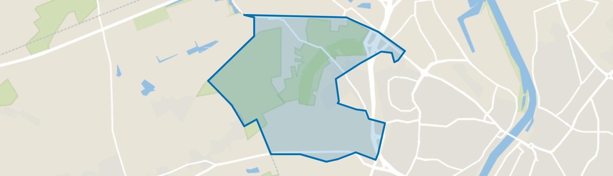 Verspreide huizen Boekend, Venlo map