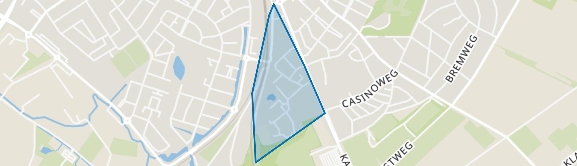 Vierpaardjes, Venlo map