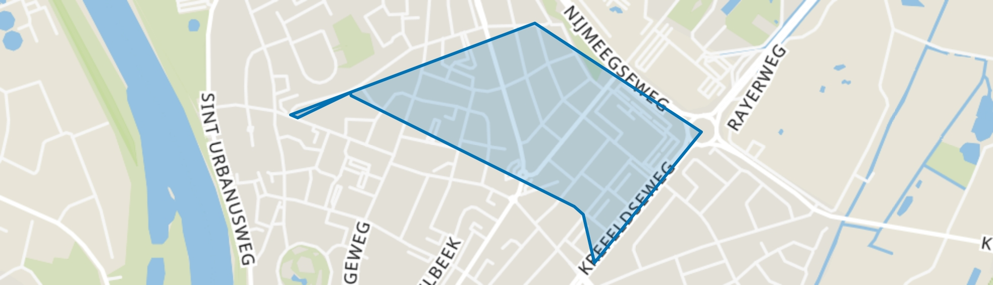 Withuis, Venlo map