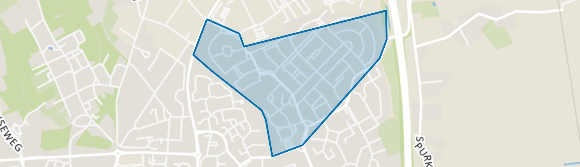 Landweert 3, Venray map