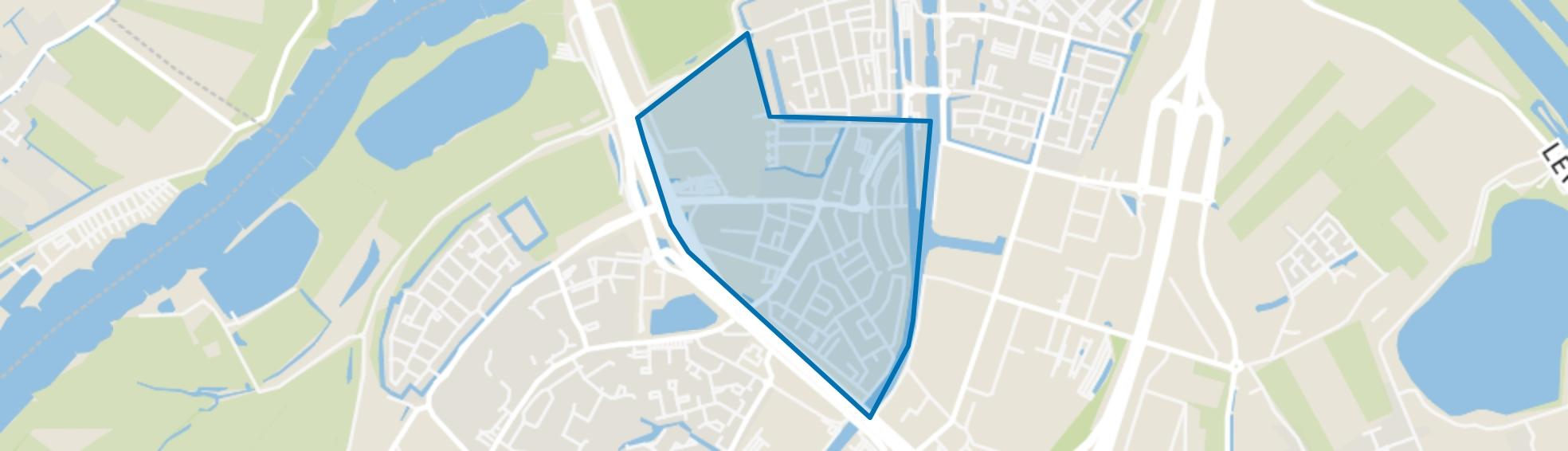 Zederik, Vianen (UT) map