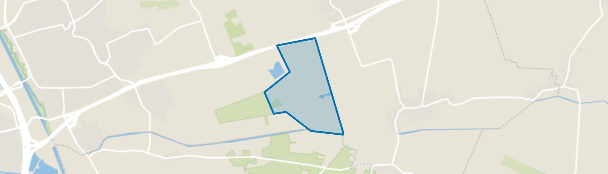 Vinkeloord, Vinkel (Gem. Den Bosch) map