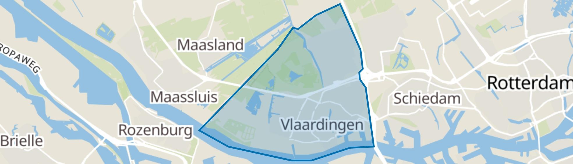 Vlaardingen map