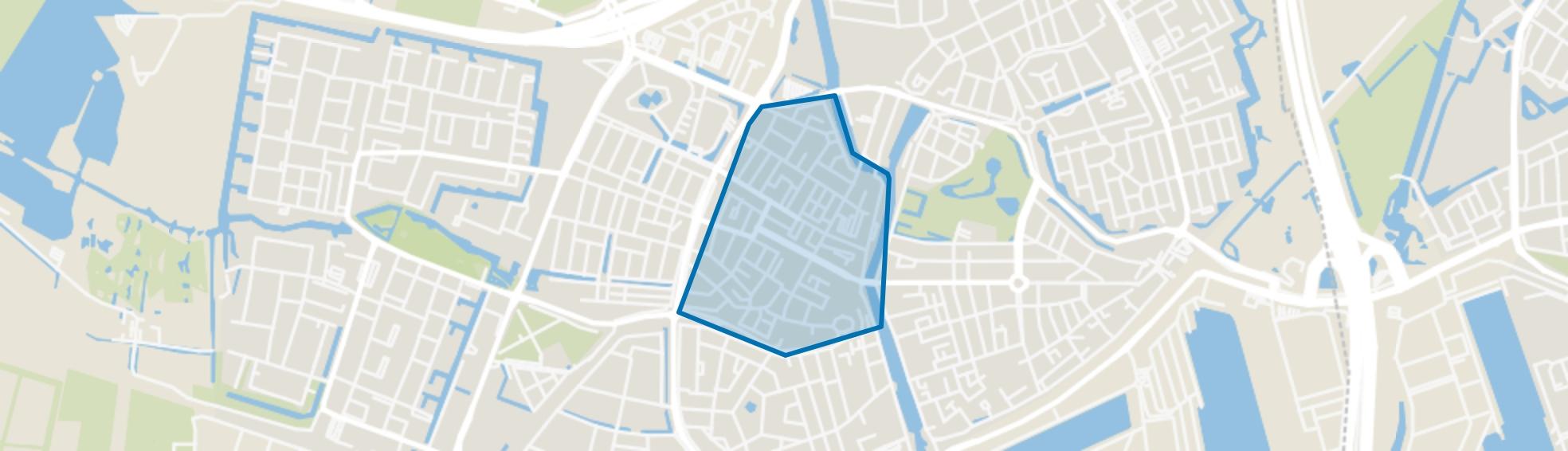 Centrum, Vlaardingen map
