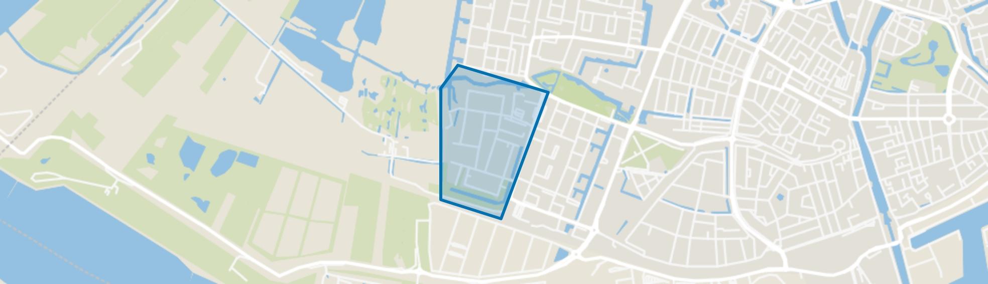 Hoogkamer, Vlaardingen map