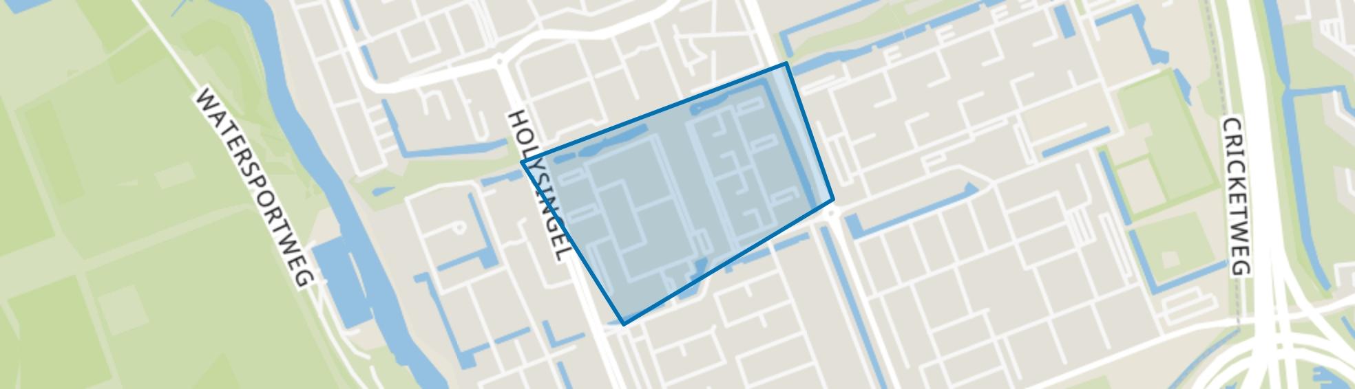 Loper Zuid, Vlaardingen map