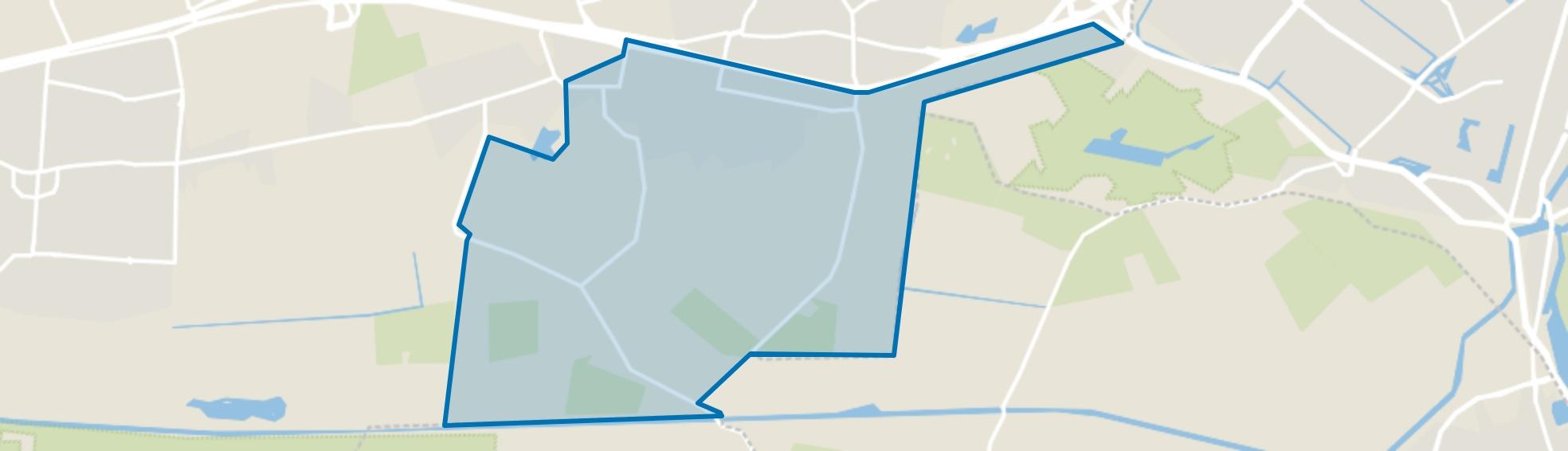 Vliedberg, Vlijmen map