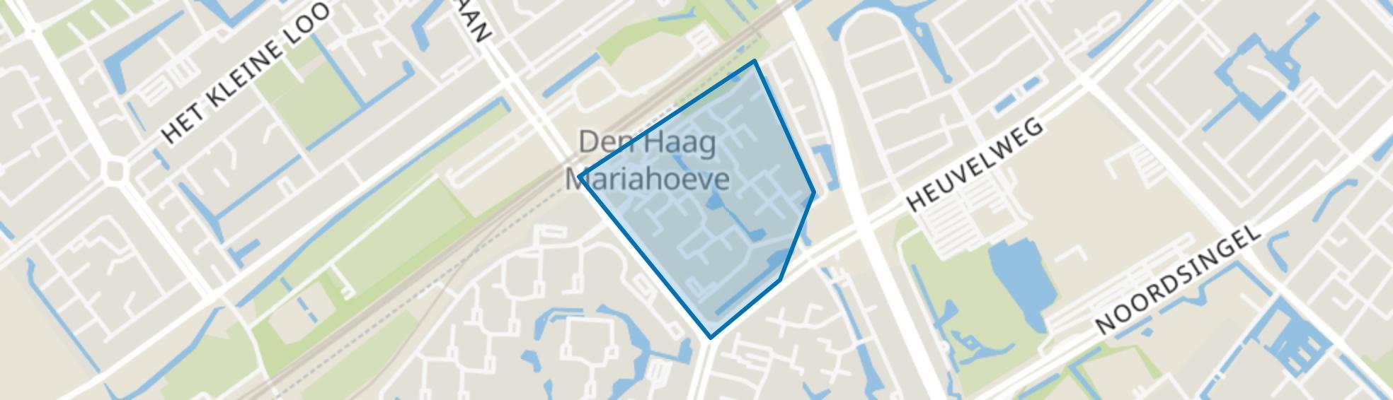 Essesteijn / Gaarden, Voorburg map
