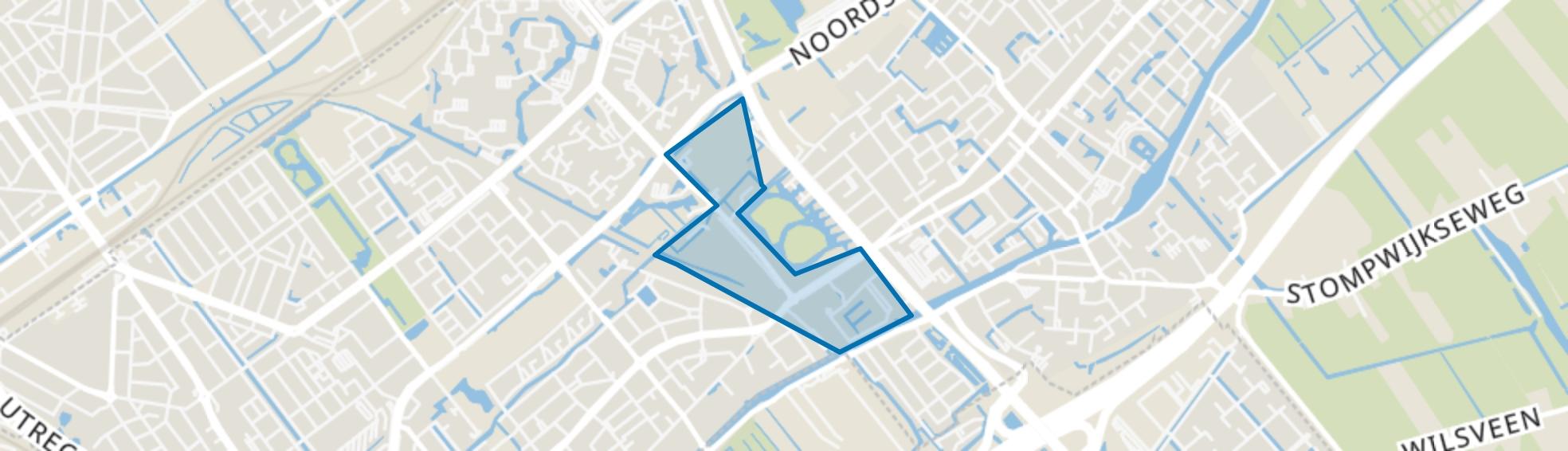 Kleurenbuurt, Voorburg map