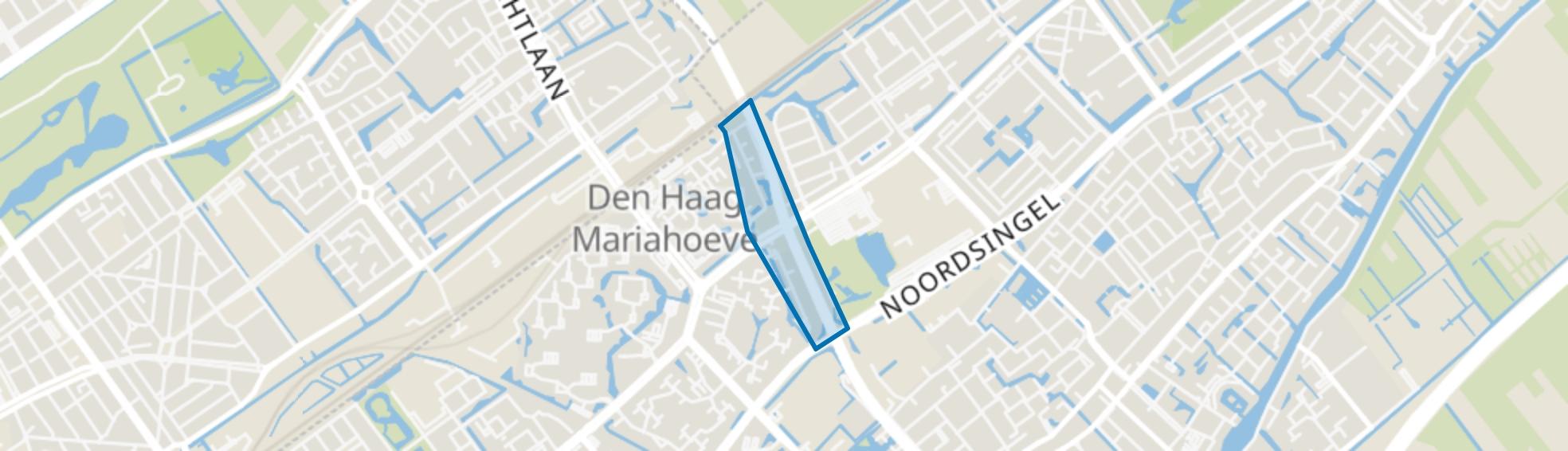 Nieuw Essesteijn / Zijdezigt, Voorburg map