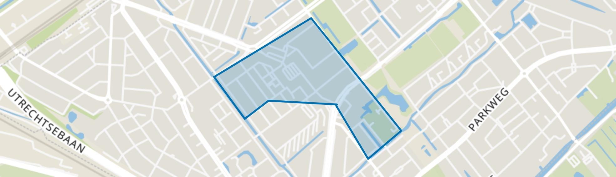 Voorburg Midden midden, Voorburg map