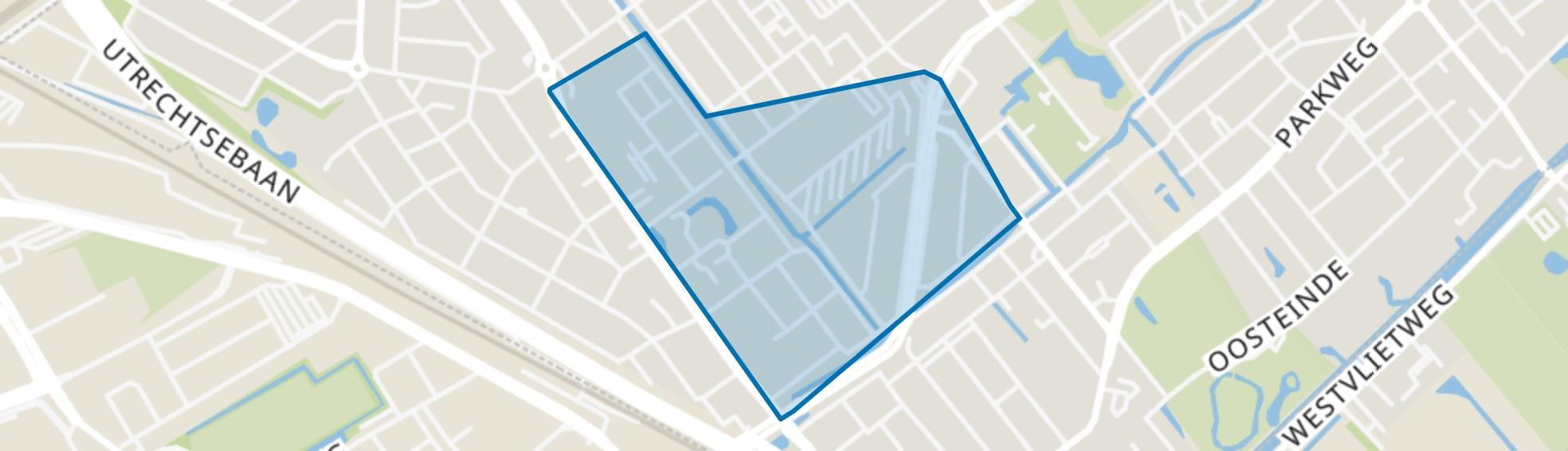 Voorburg Midden zuid, Voorburg map