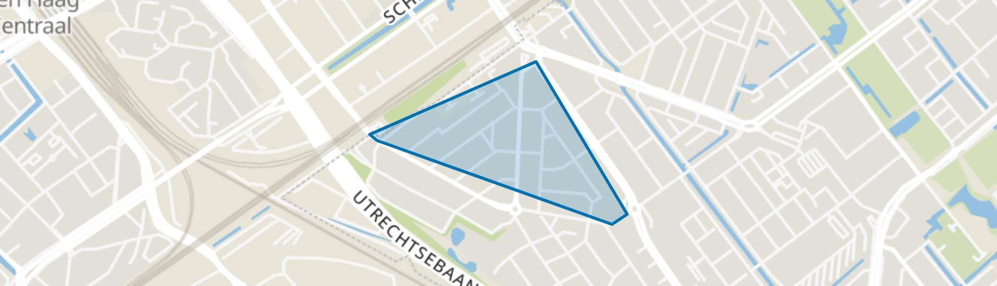Voorburg Noord noord, Voorburg map