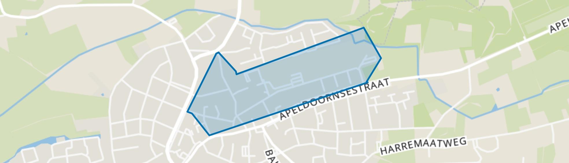 Roeleneng, Voorthuizen map