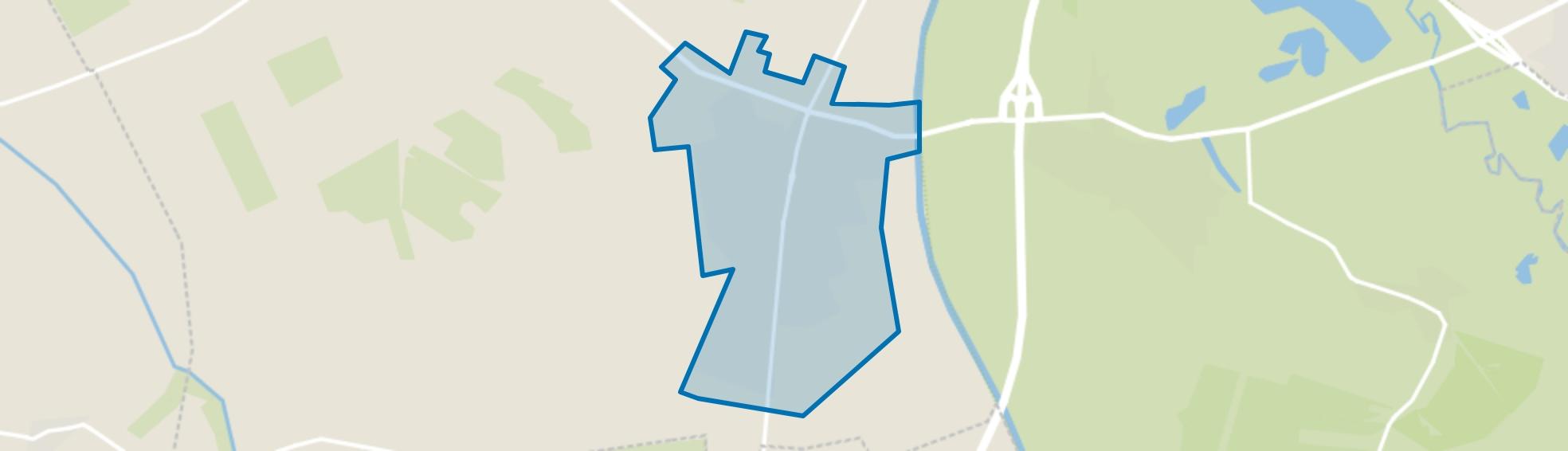 Vries, Vries map