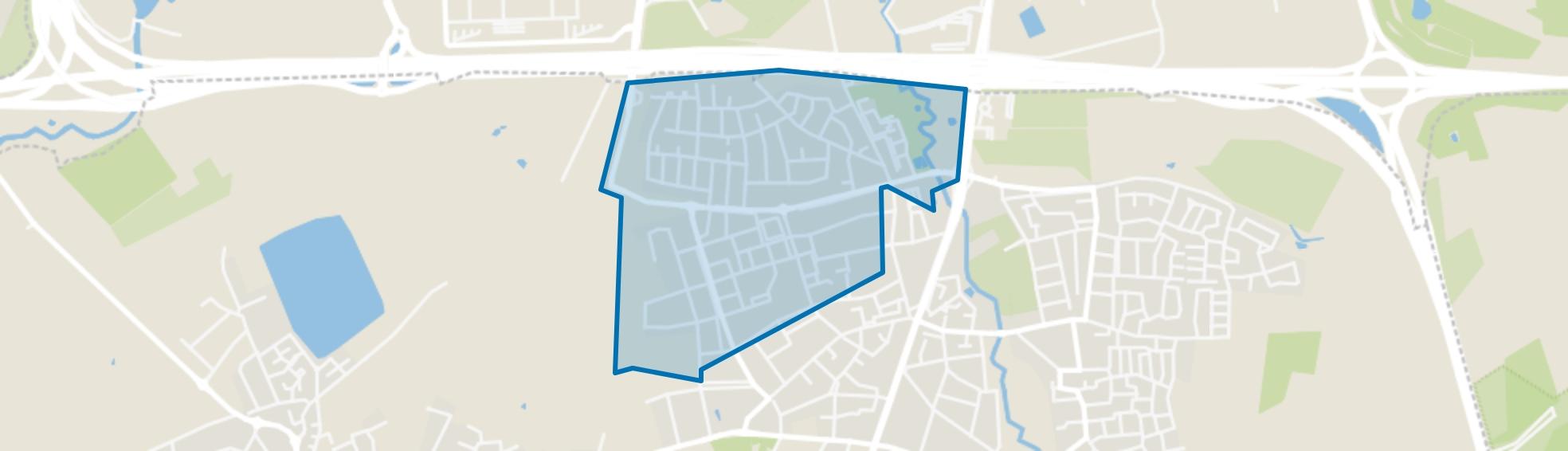 Voldijn, Waalre map
