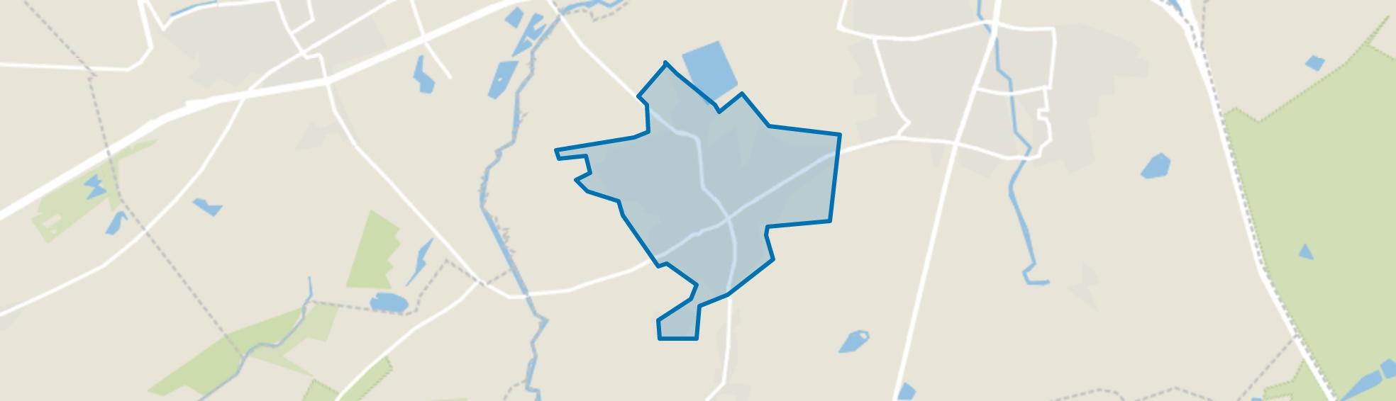 Waalre, Waalre map