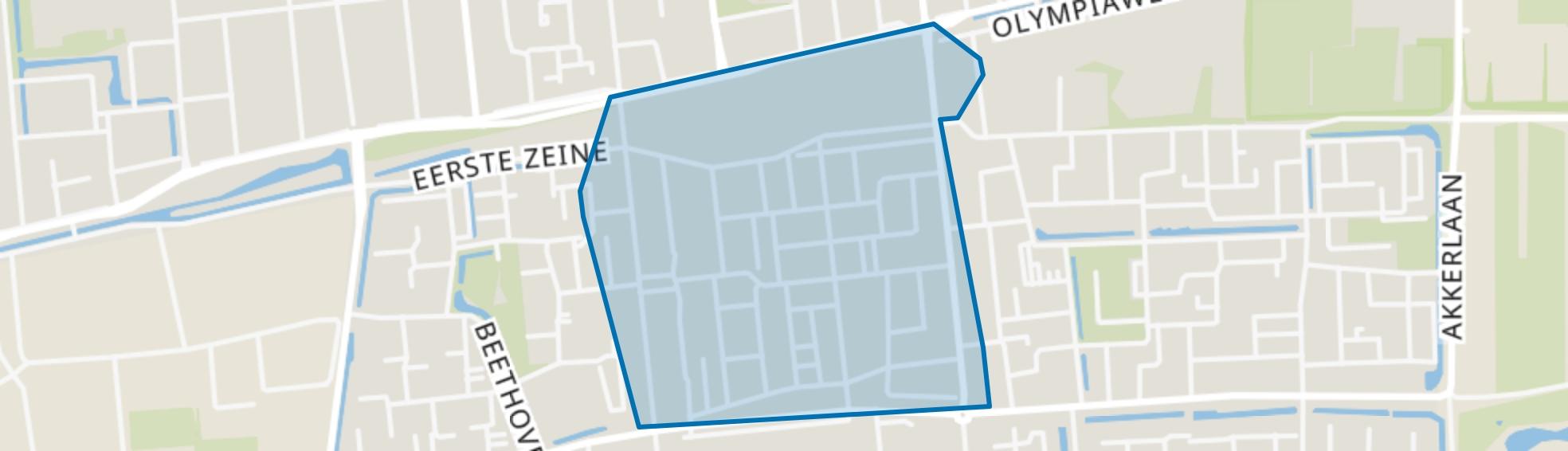 Antoniusparochie, Waalwijk map