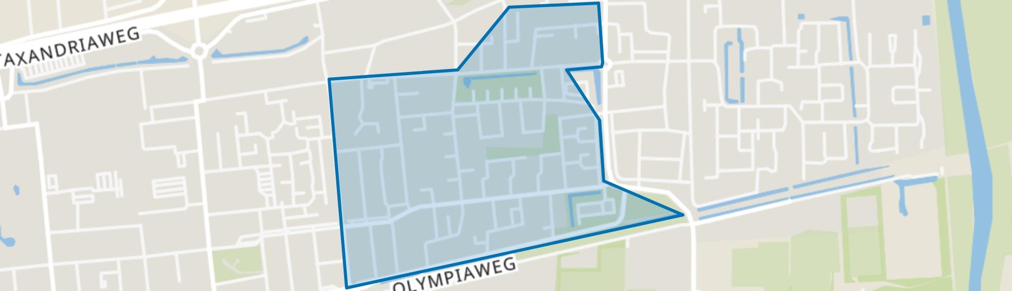 Laageinde, Waalwijk map