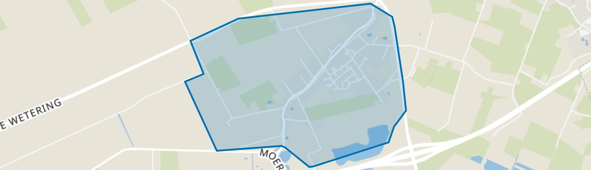 Wagenberg, Wagenberg map