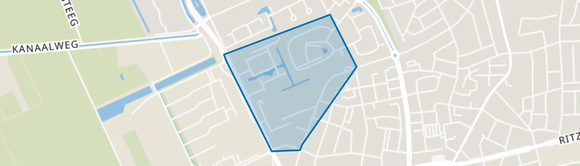 Boomgaarden, Wageningen map