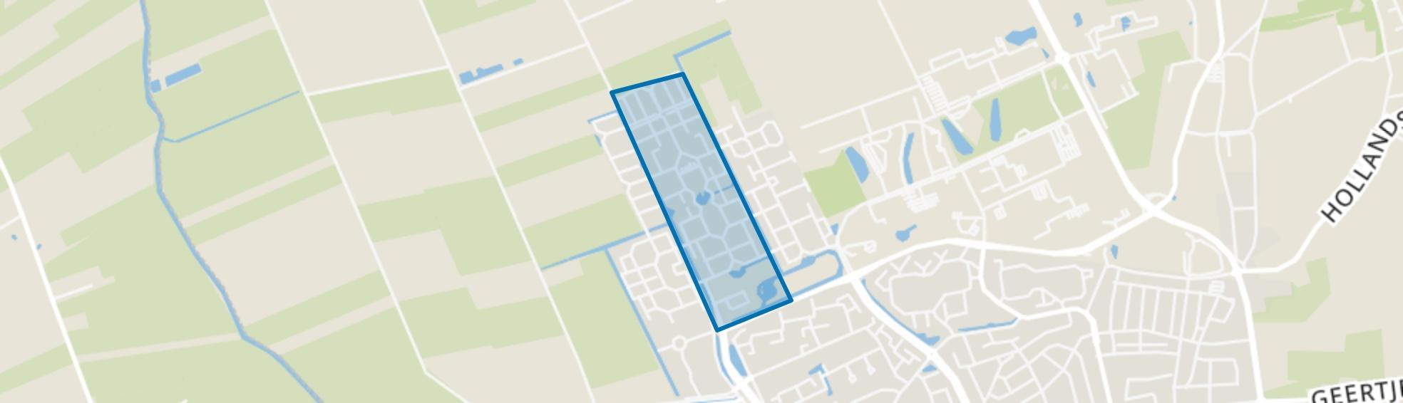 De Hooilanden, Wageningen map