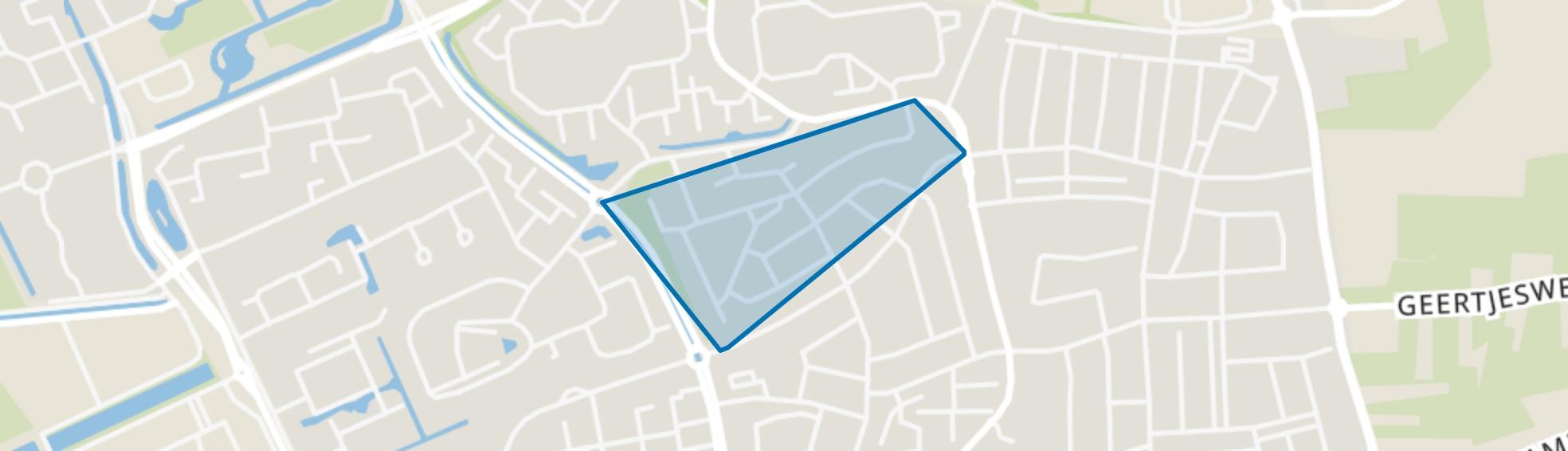 Haverlanden, Wageningen map