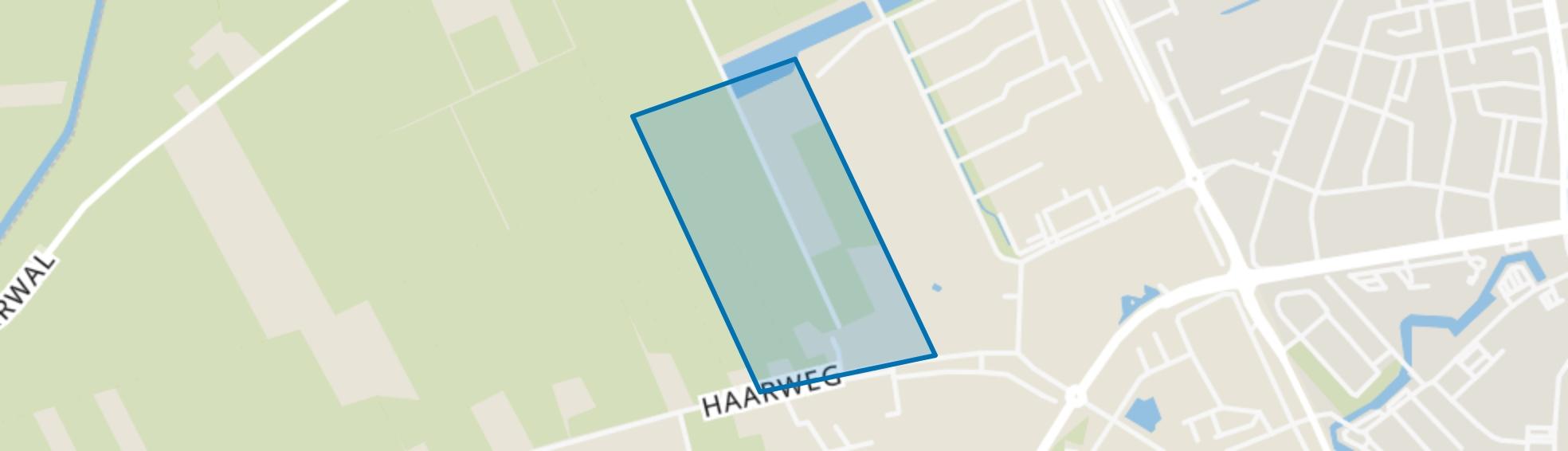 Kortenoord-West, Wageningen map