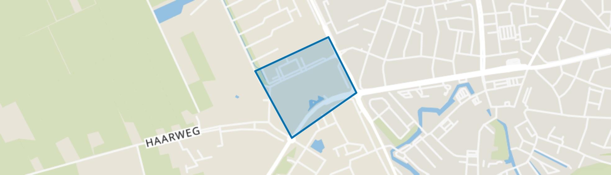 Marijkebuurt, Wageningen map