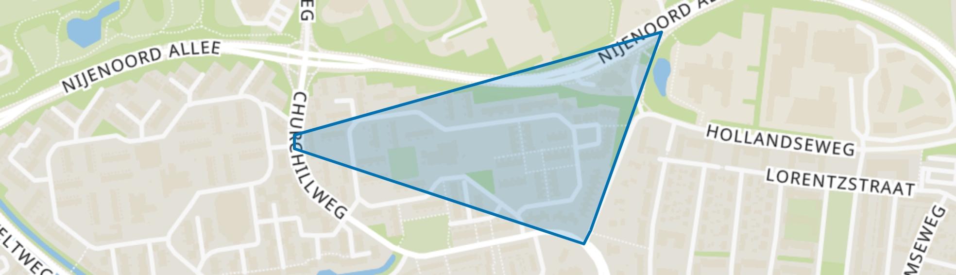 Roghorst, Wageningen map