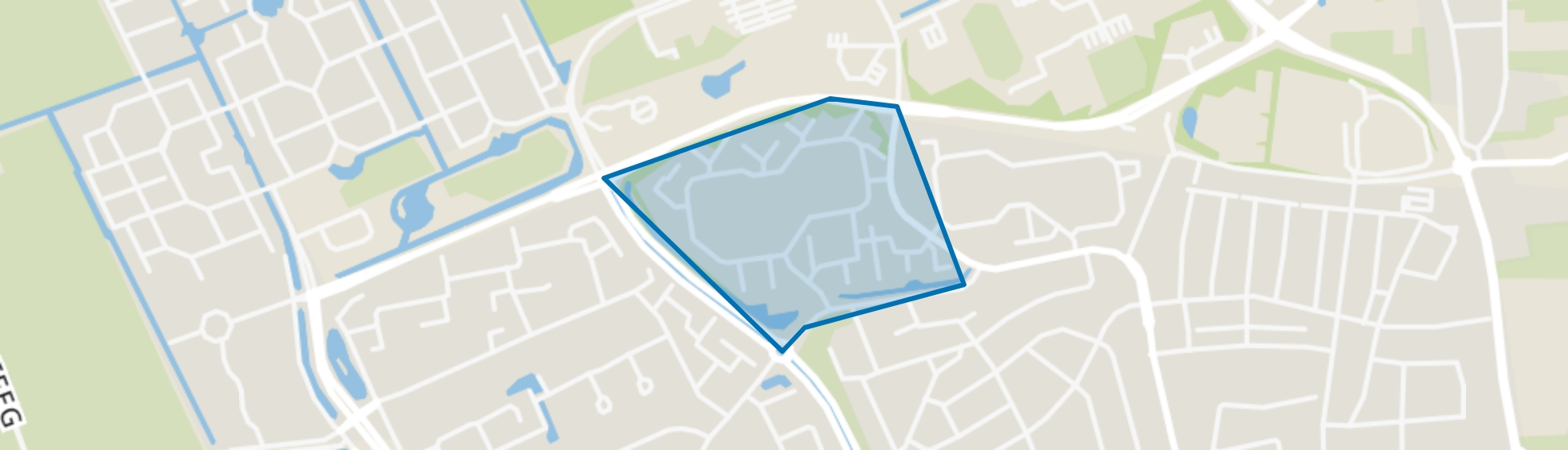 Tarthorst, Wageningen map
