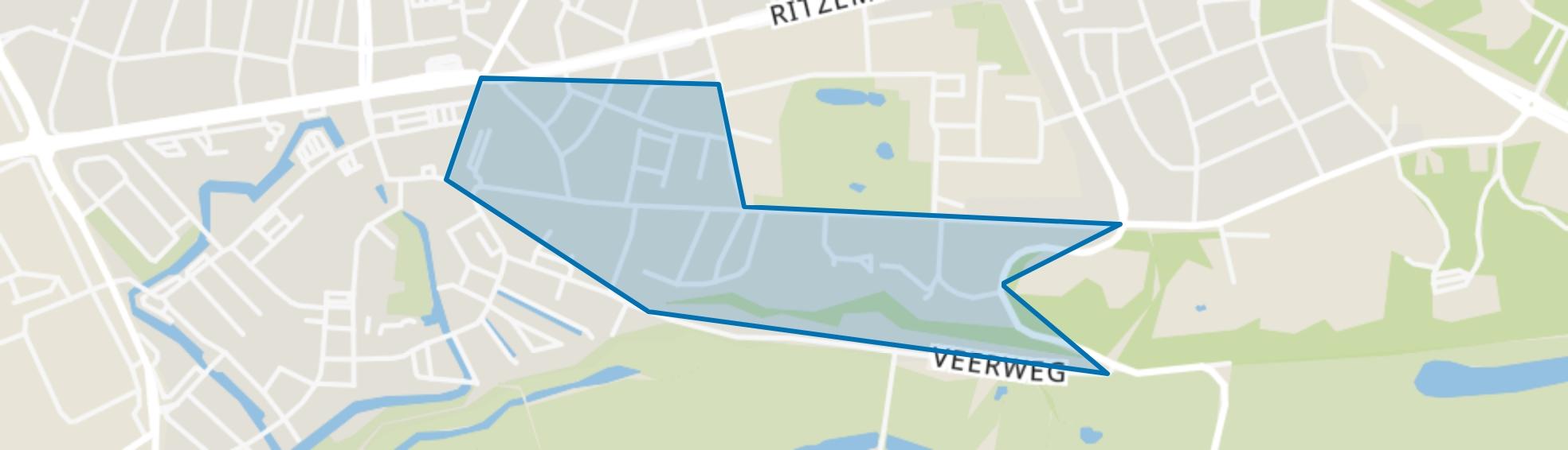 Veluvia, Wageningen map
