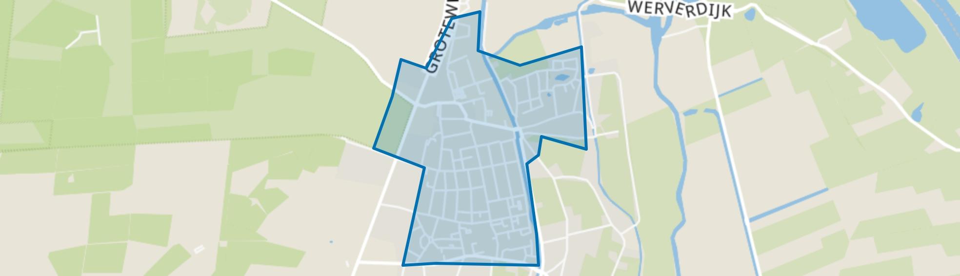 Wapenveld, Wapenveld map